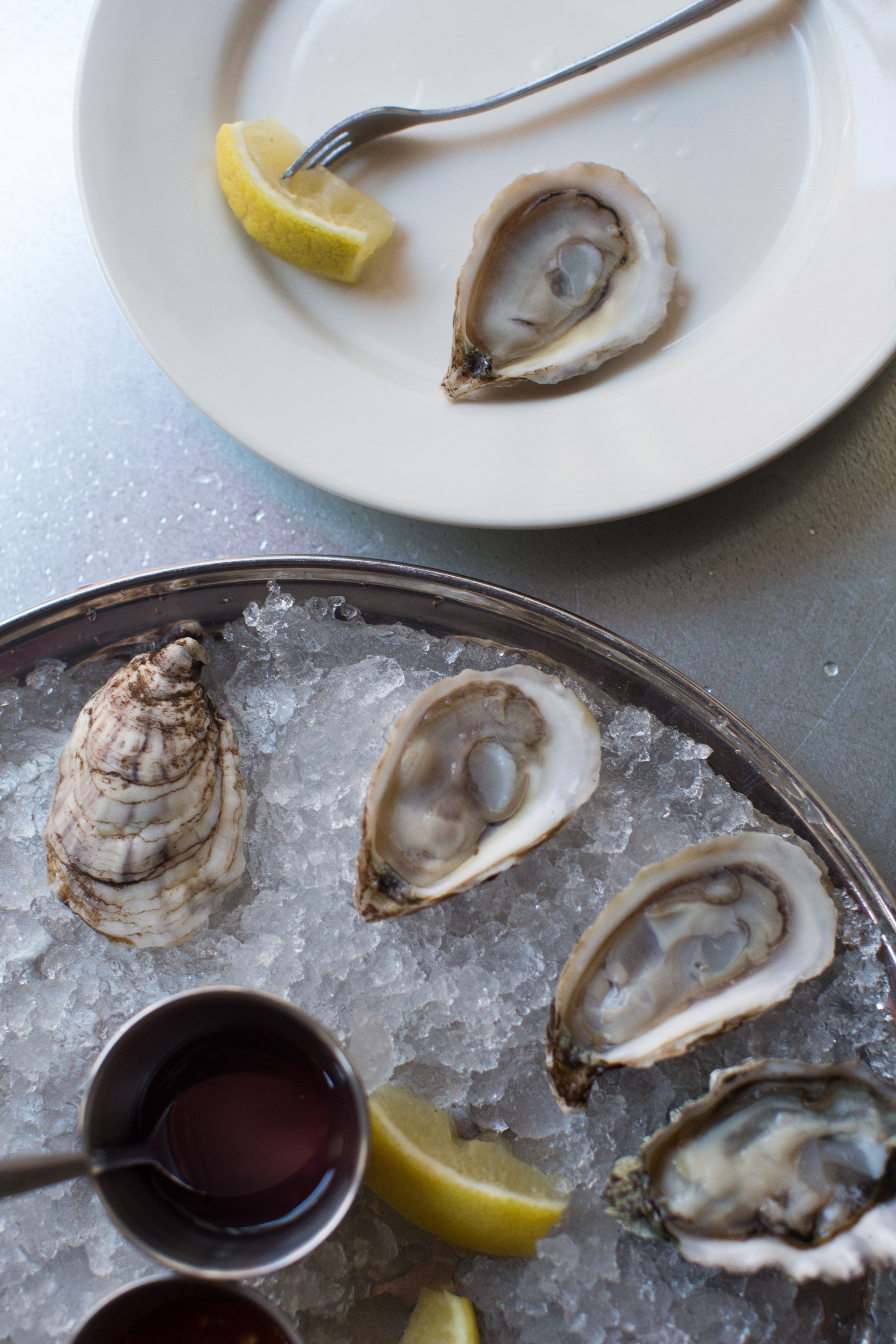 The Franklin Oyster House (Portsmouth, NH) // Photos by Brian Samuels of @athoughtforfood