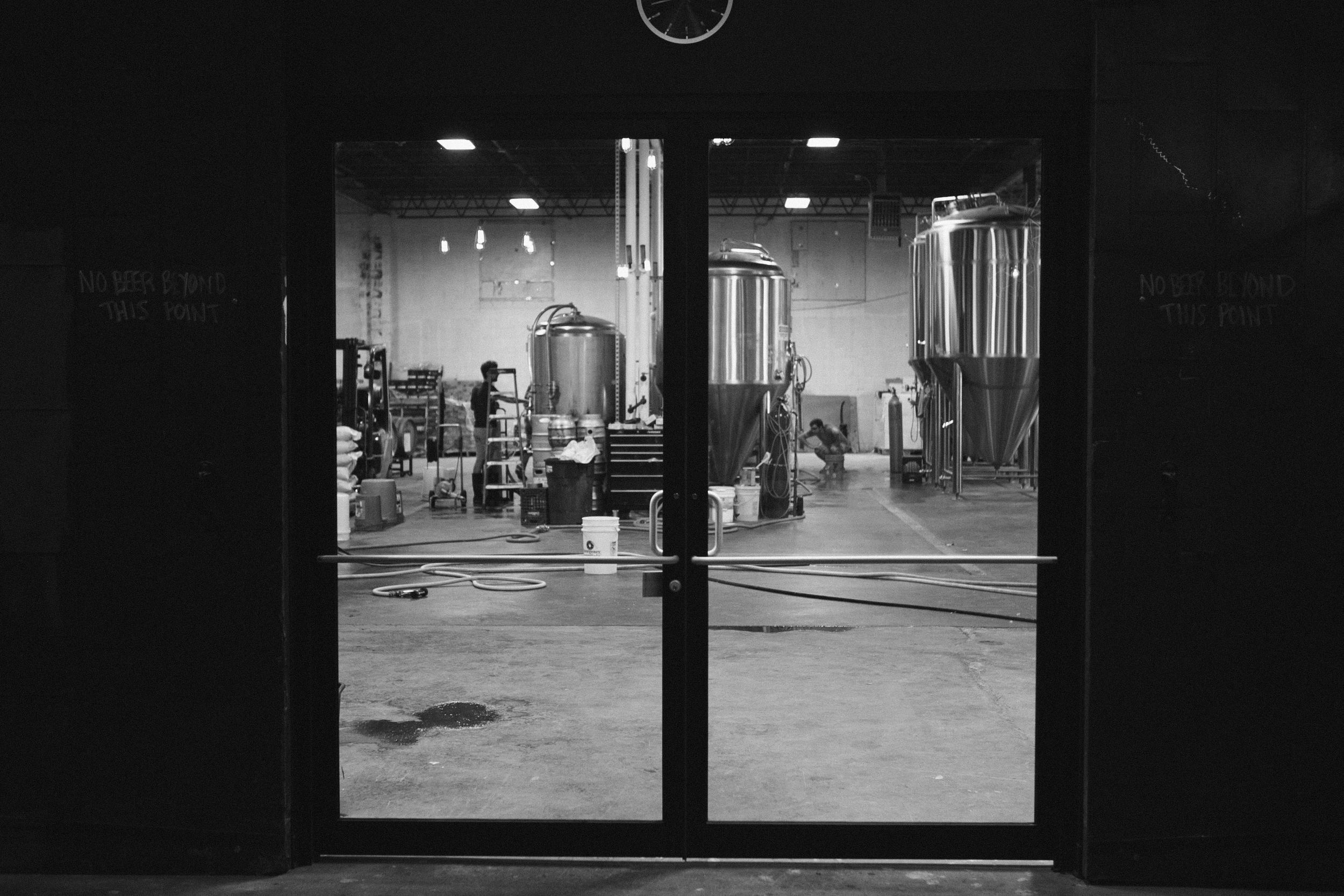 Night Shift Brewery - Photos by Brian Samuels of A Thought For Food