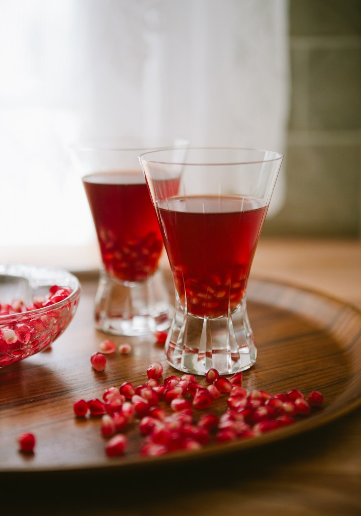"Pomegranate ""Manhattan"""
