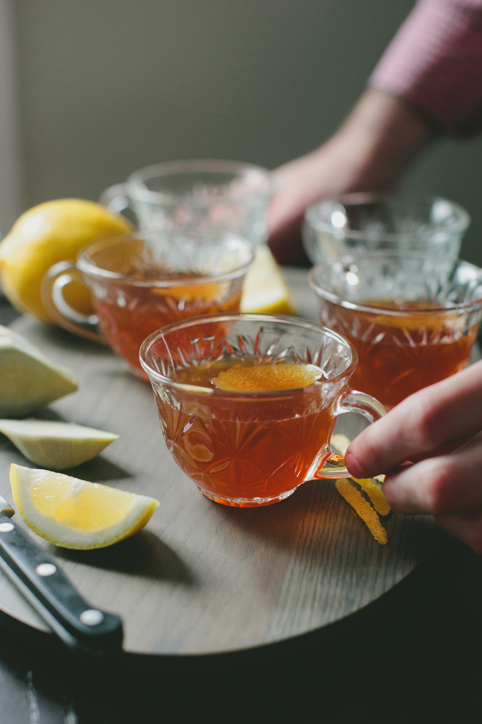 The Cider Mill (Scotch and Cider Syrup Cocktail)