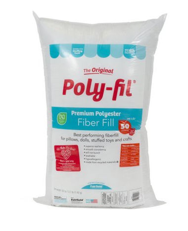 polyesterfilling