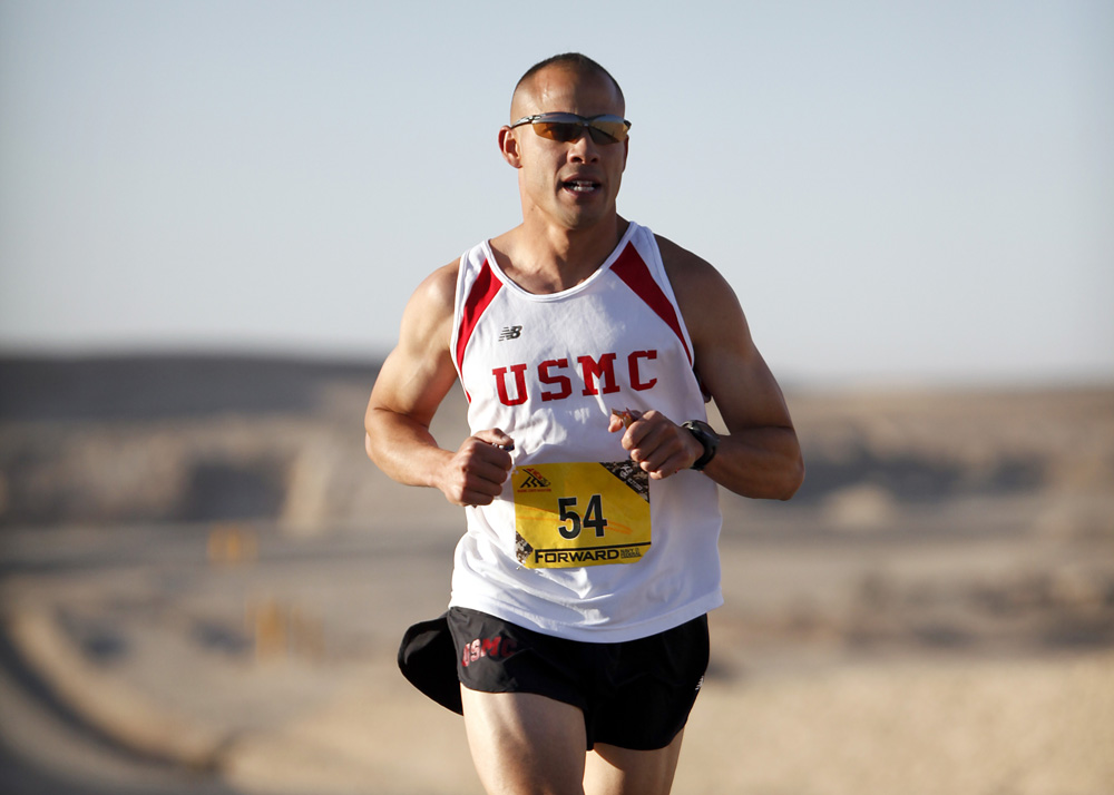 from Casual Runner to Marathon Champ