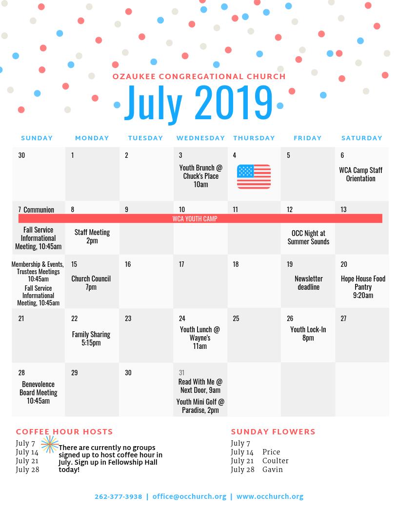 OCC Calendar July 2019.png