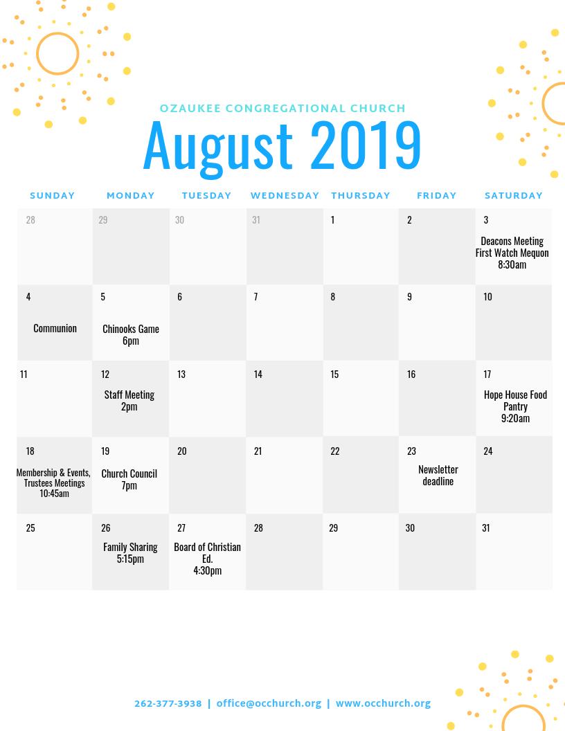 OCC Calendar August 2019.png