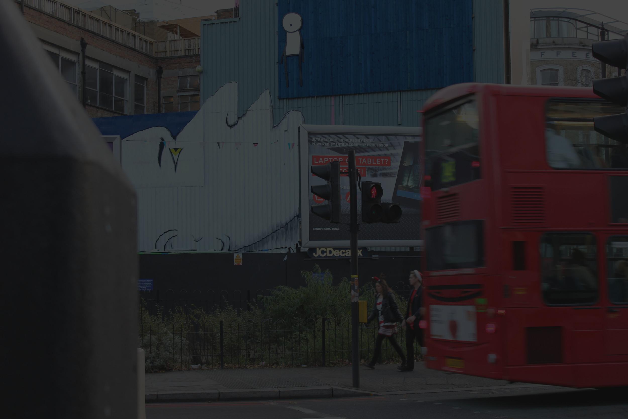 Beyond Banksy —London