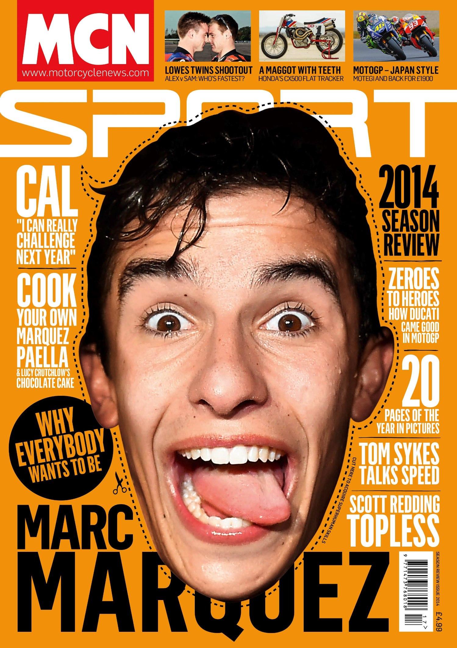 MCN Sport Season Review 2014