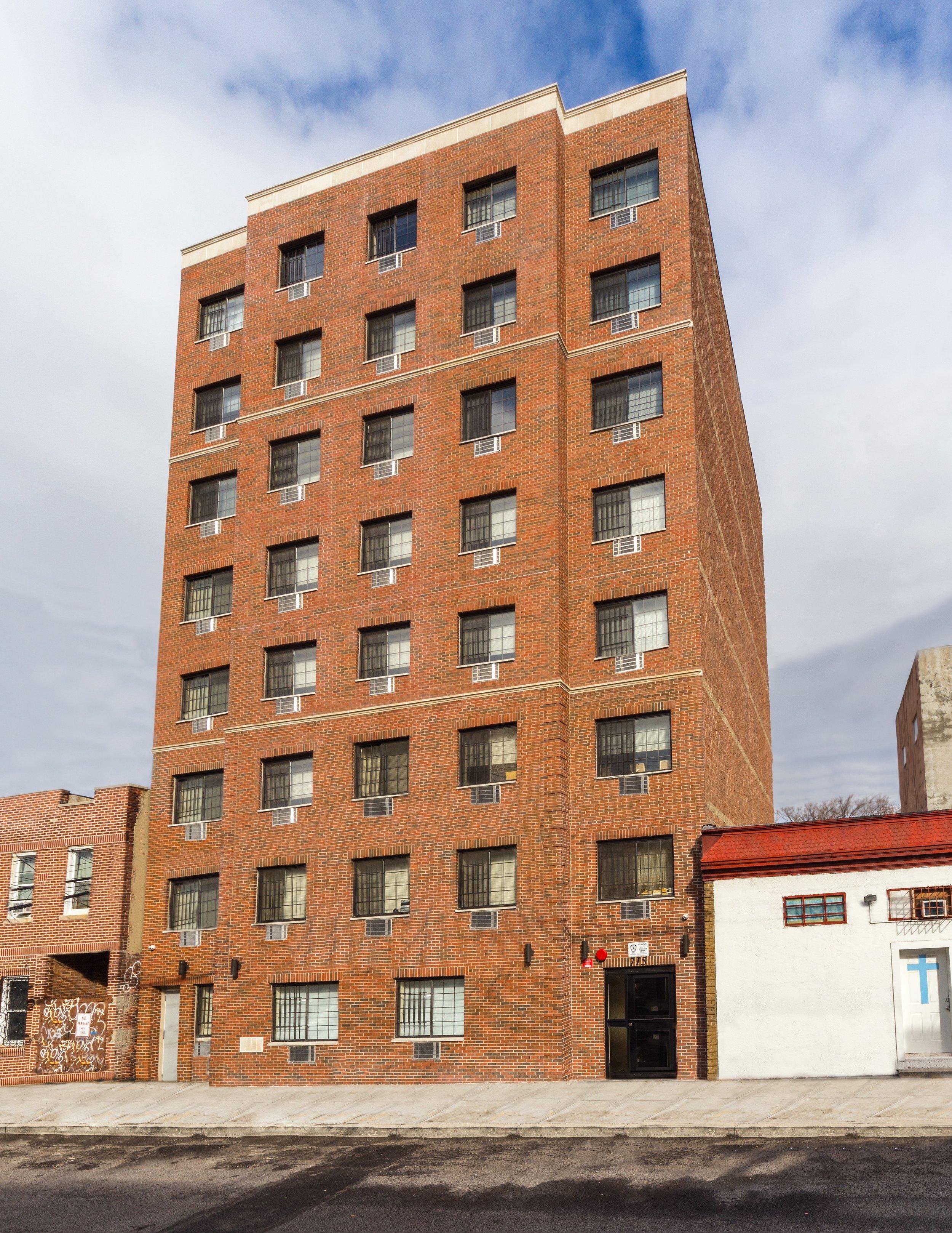 715 e. 214th street -