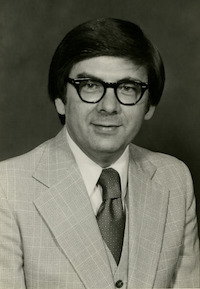 Rev. John Bush -