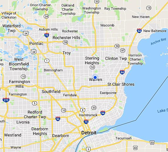 Image via www.google.com/maps