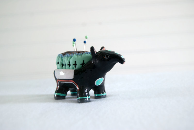 Gwendolyne the Tapir