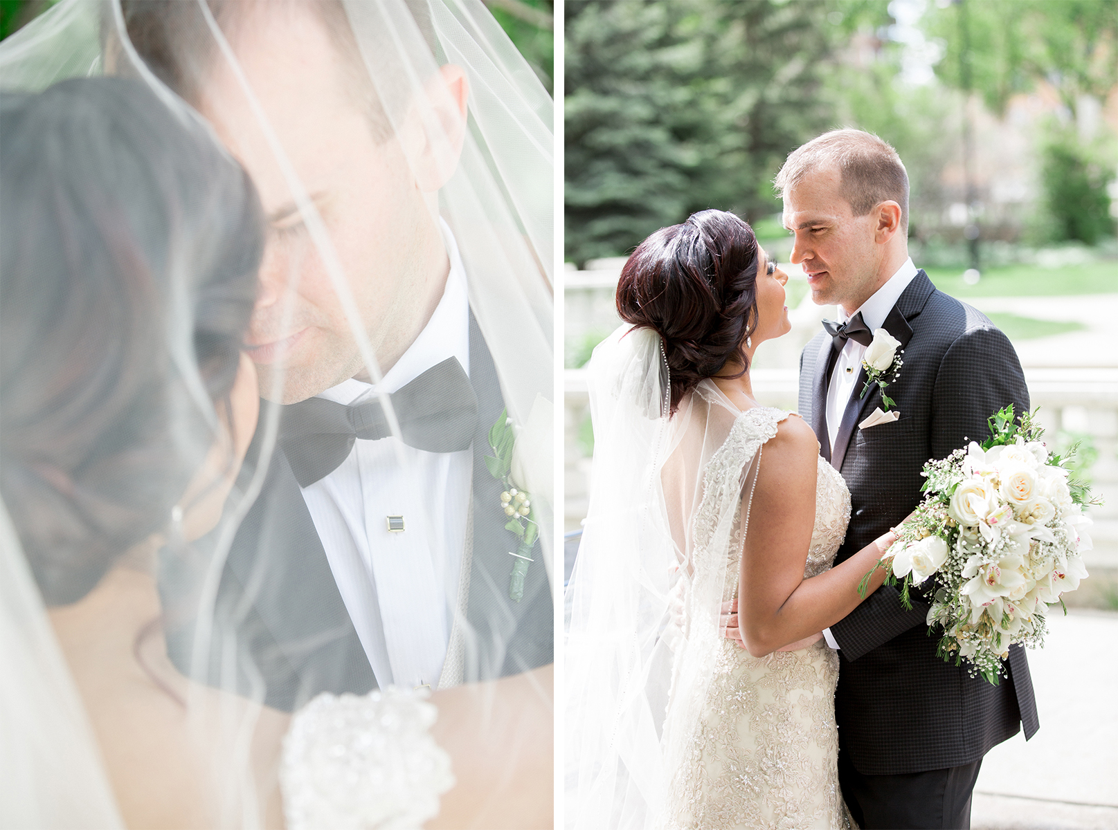 Lougheed House Wedding photography