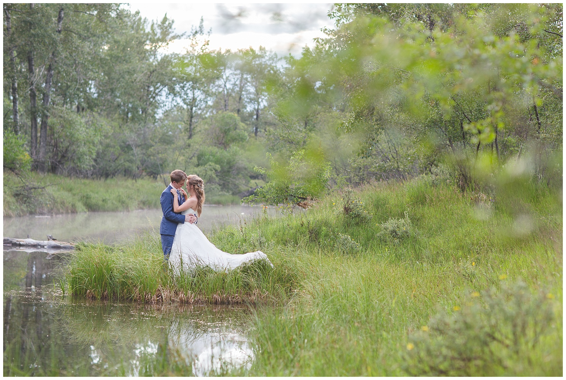 Calgary Wedding photography Carburn Park