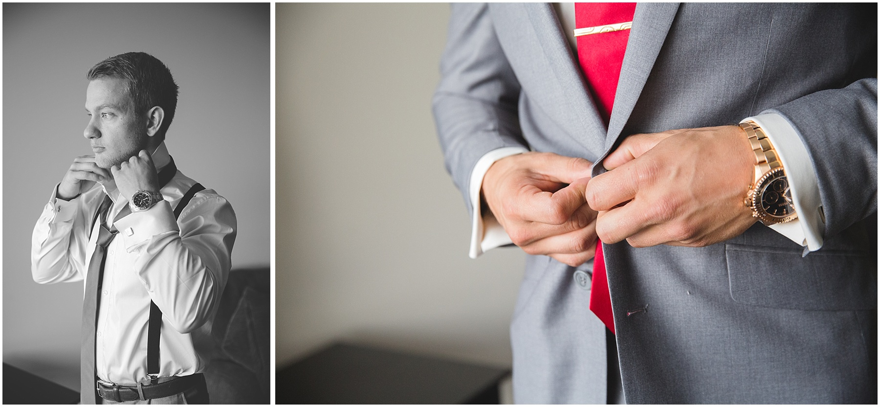 Calgary groom wedding outfit inspiration
