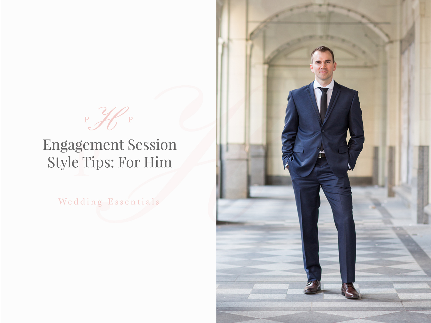 Engagement Session Style Tips For Him