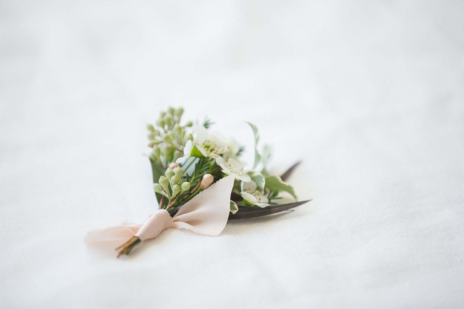 boutonniere style Social & Co Events