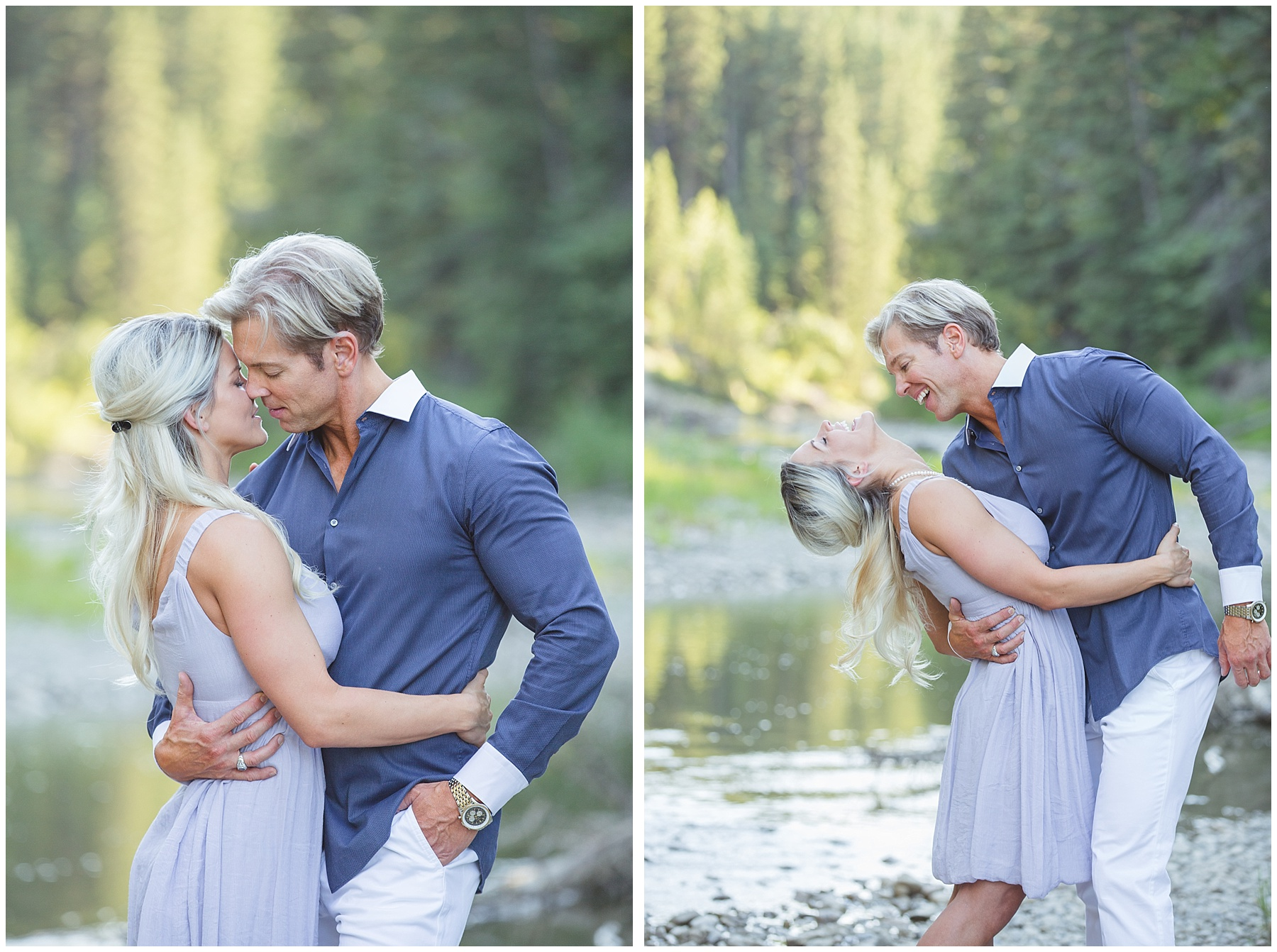 Calgary Engagement Photography in Fish Creek Park