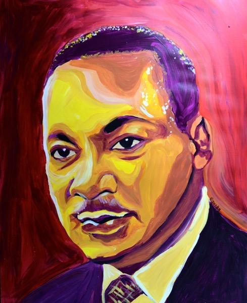 Dr. ML King