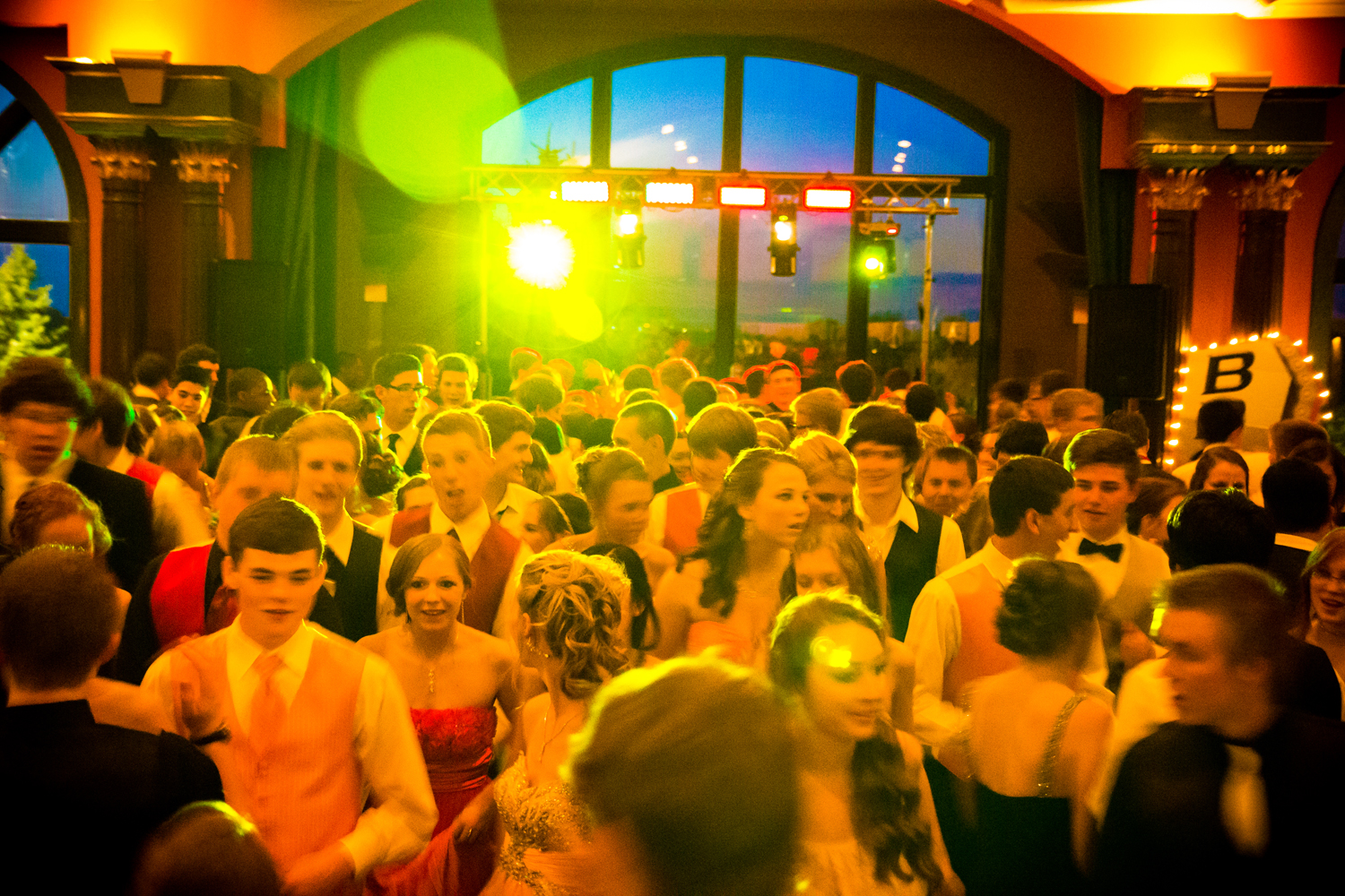 Senior Ball Rochester NY