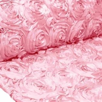 Light Pink Rosette
