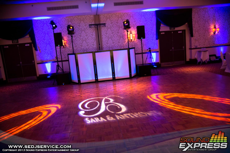 DJ Setup Convention Center