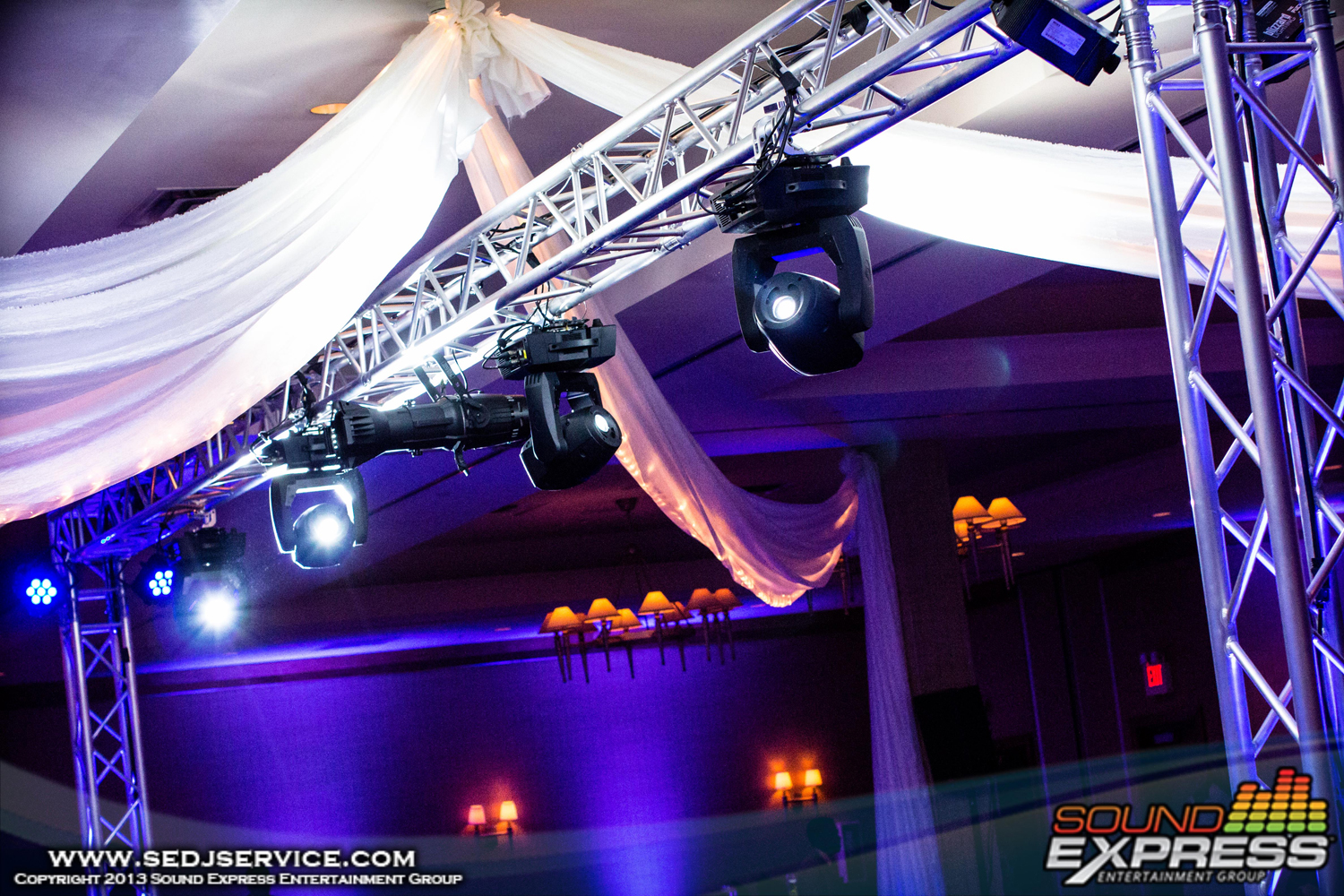Audio / Visual / Lighting