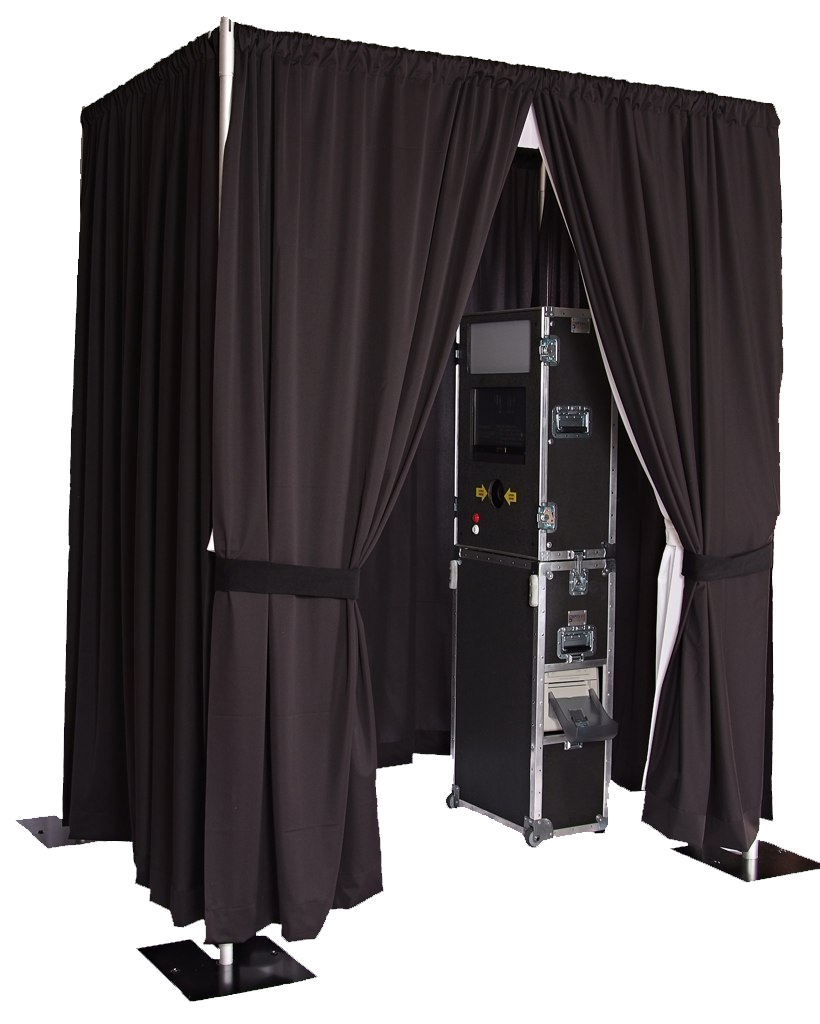 Photo Booth (Closed Option) Add $100