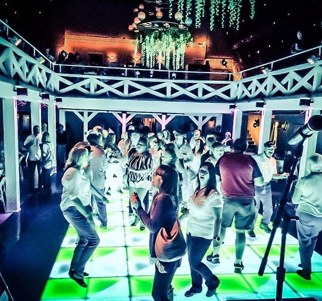 "Another photo from this past weekend. What an awesome party! #LEDdanceFloor! #SoundExpressDJs ""It's not what we do, it's how we do it"" www.sedjny.com"