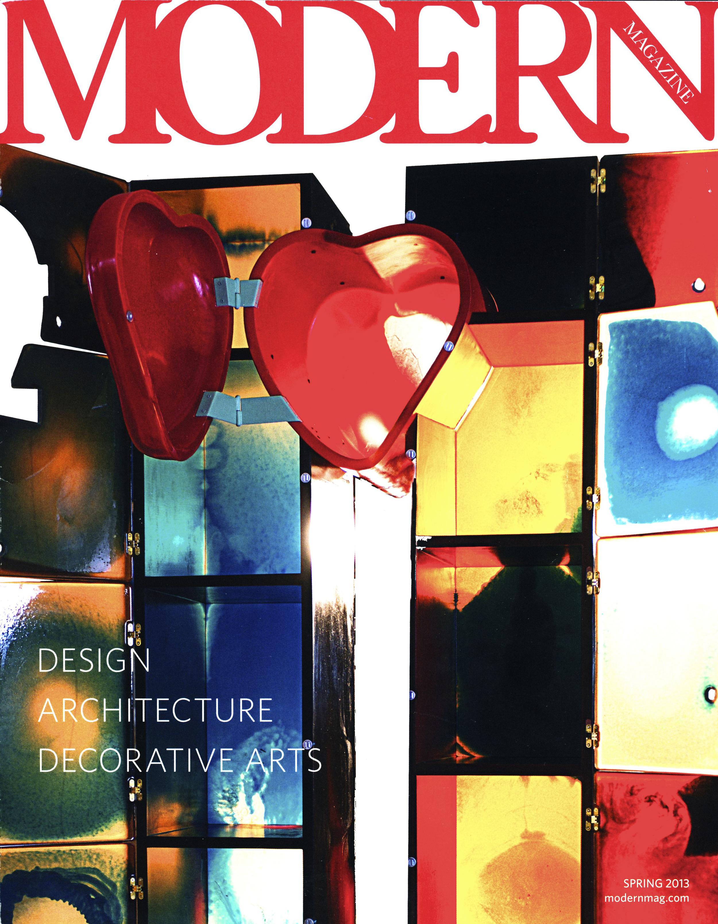 Edward Wormley, Part Two, Modern Magazine, 2013