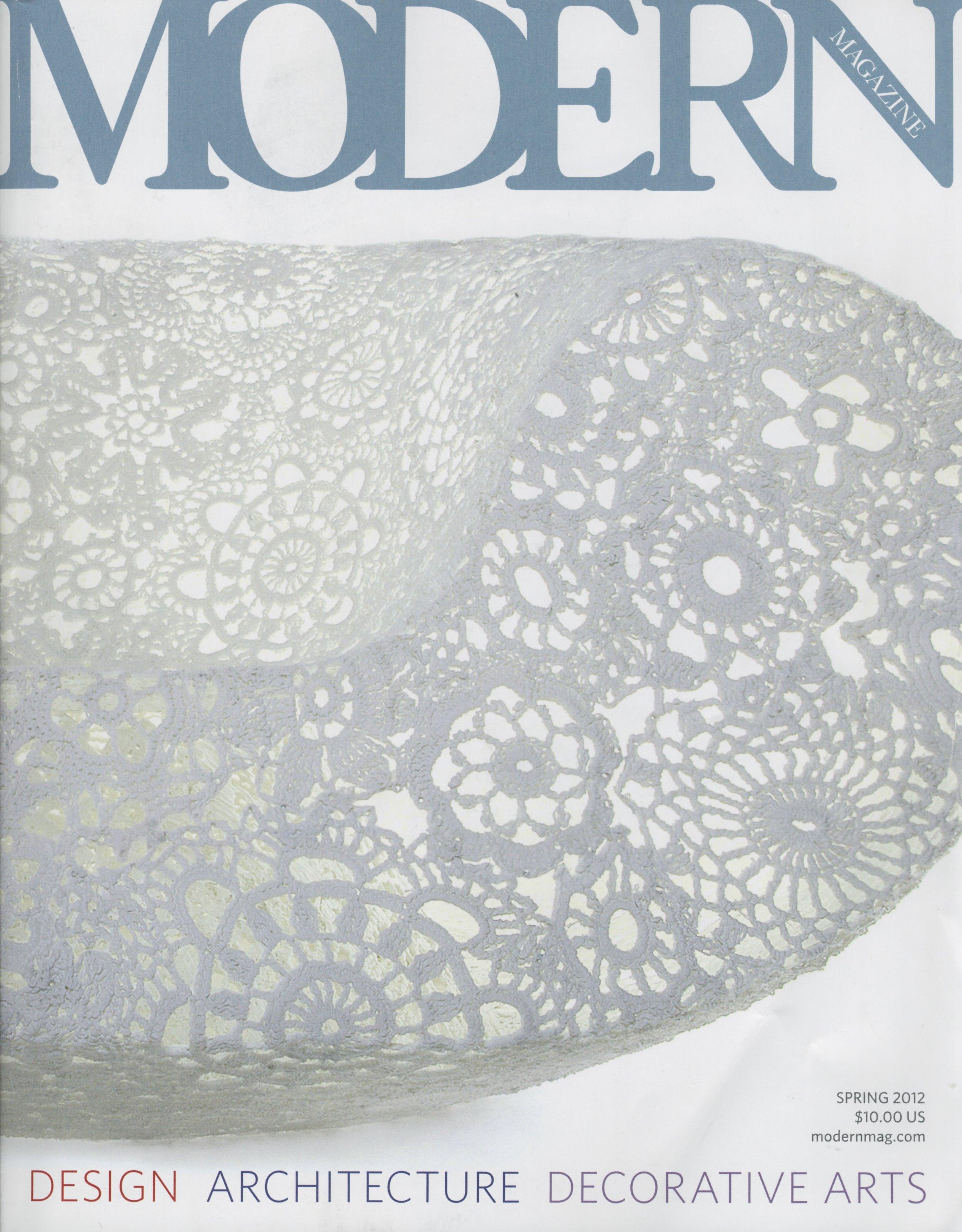 Love's Labor Lost, Modern Magazine, 2012