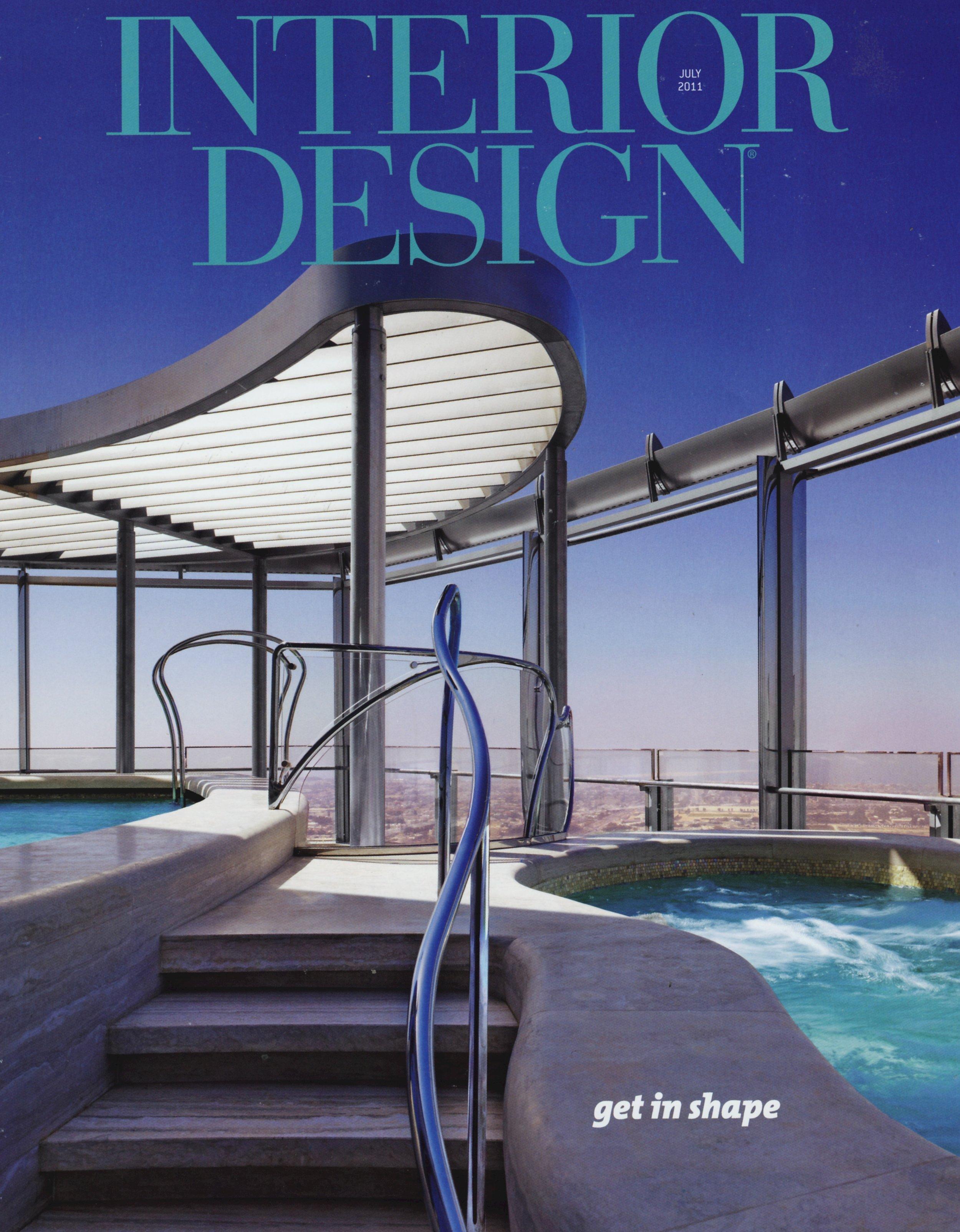 Matters of Design, Interior Design, 2011