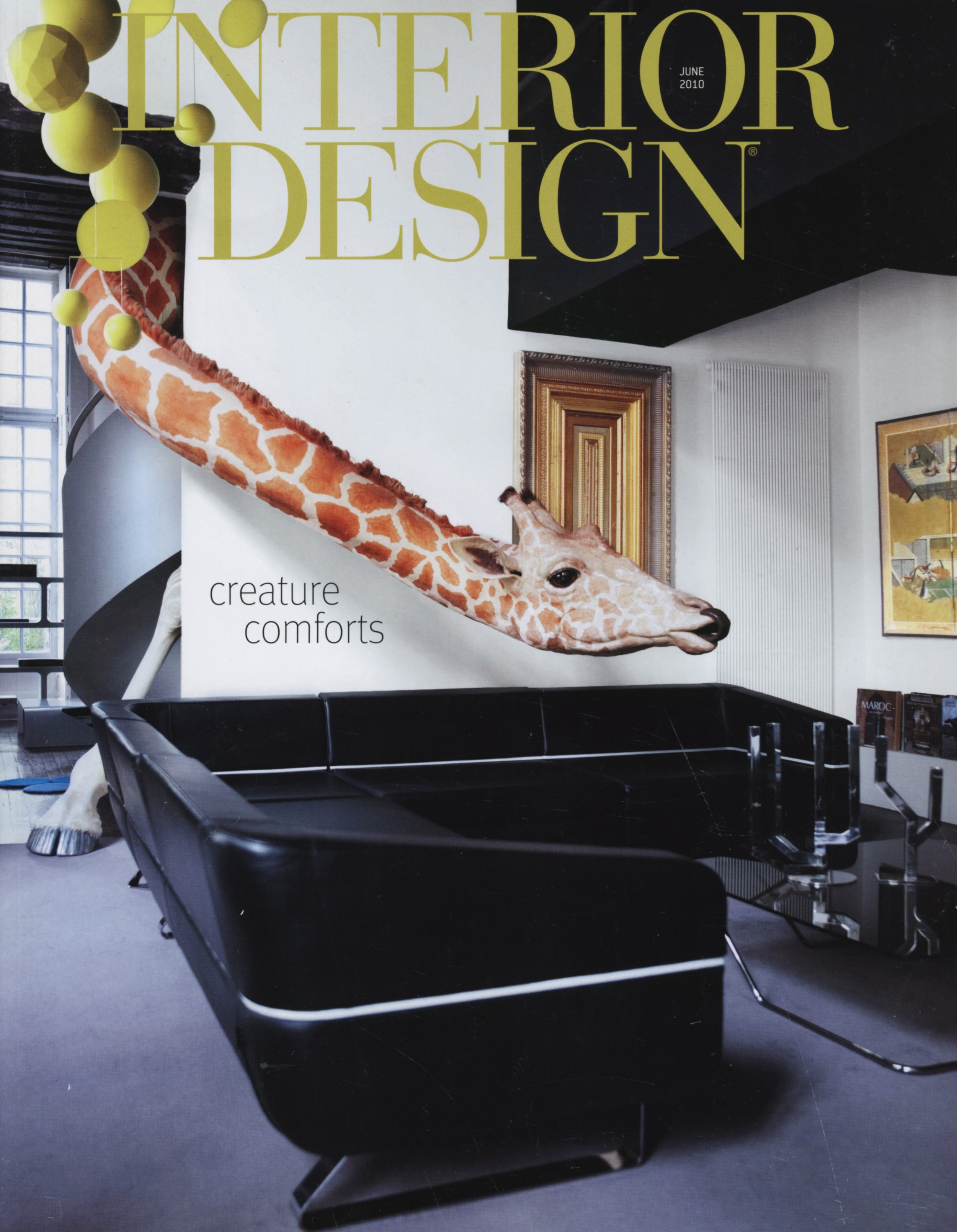 Matters of Design, Interior Design, 2010