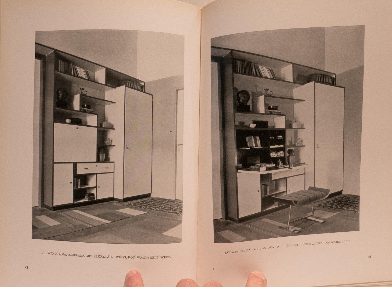 Einzelmobel Und Neuzeitliche Raumkunst Book Weinberg Modern