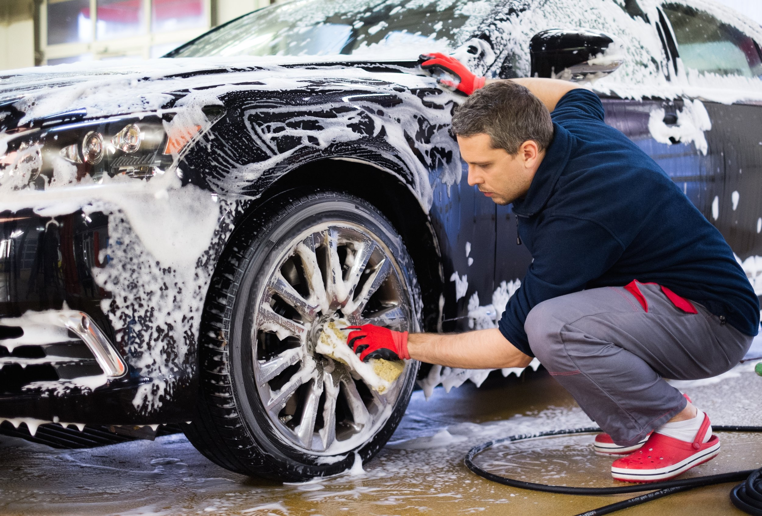 On-Site Car Wash & Detail