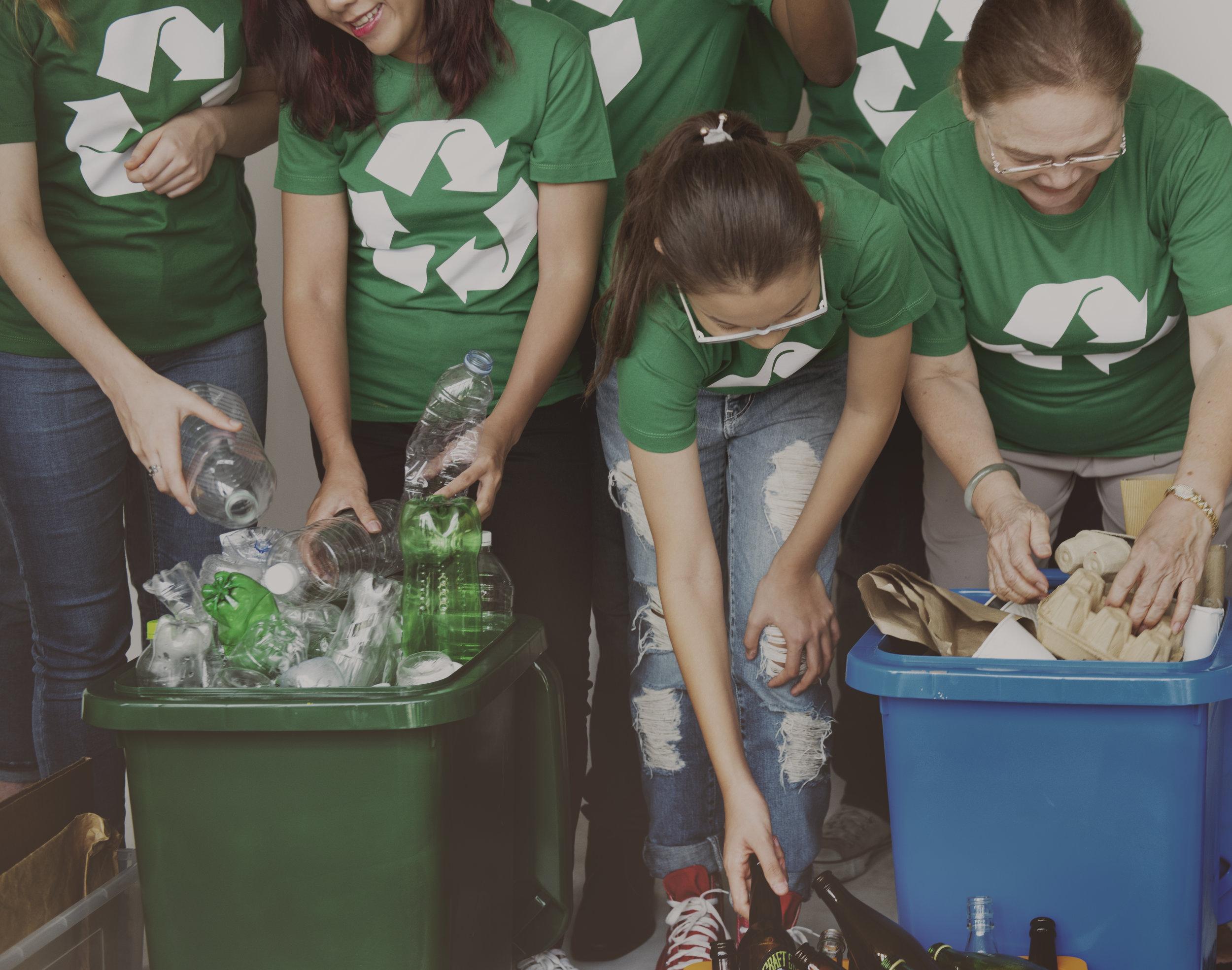 E-Waste, Shredding & Recycling