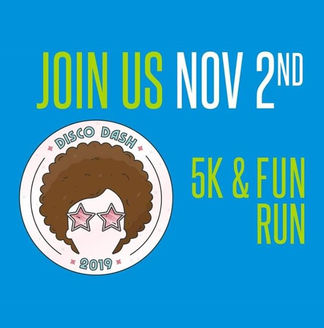 Dust off those sneakers, it's time to run for a good cause! Join us for the 3rd Annual Disco Dash 5k Run/Walk hosted at @thesoundtx by The Delta Companies on Saturday, Nov 2nd.  All proceeds benefit Scottish Rite Hospital for Children.  Register today at www.thedeltacompanies.com/discodash