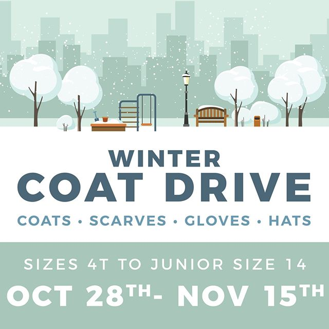 Cypress Waters is collecting winter items for Lorenzo De Zavala Elementary! Donations can be new or gently used coats, hats, scarves and gloves. Just drop the items off in the donation box at your company's reception area by 11/15.