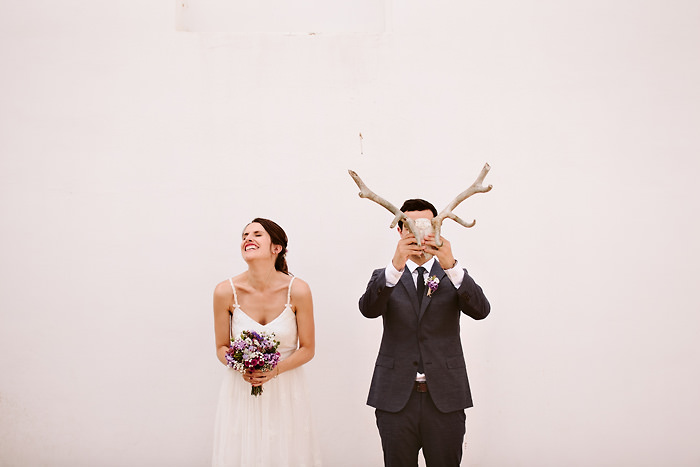 Layla y Ramón: una boda diferente
