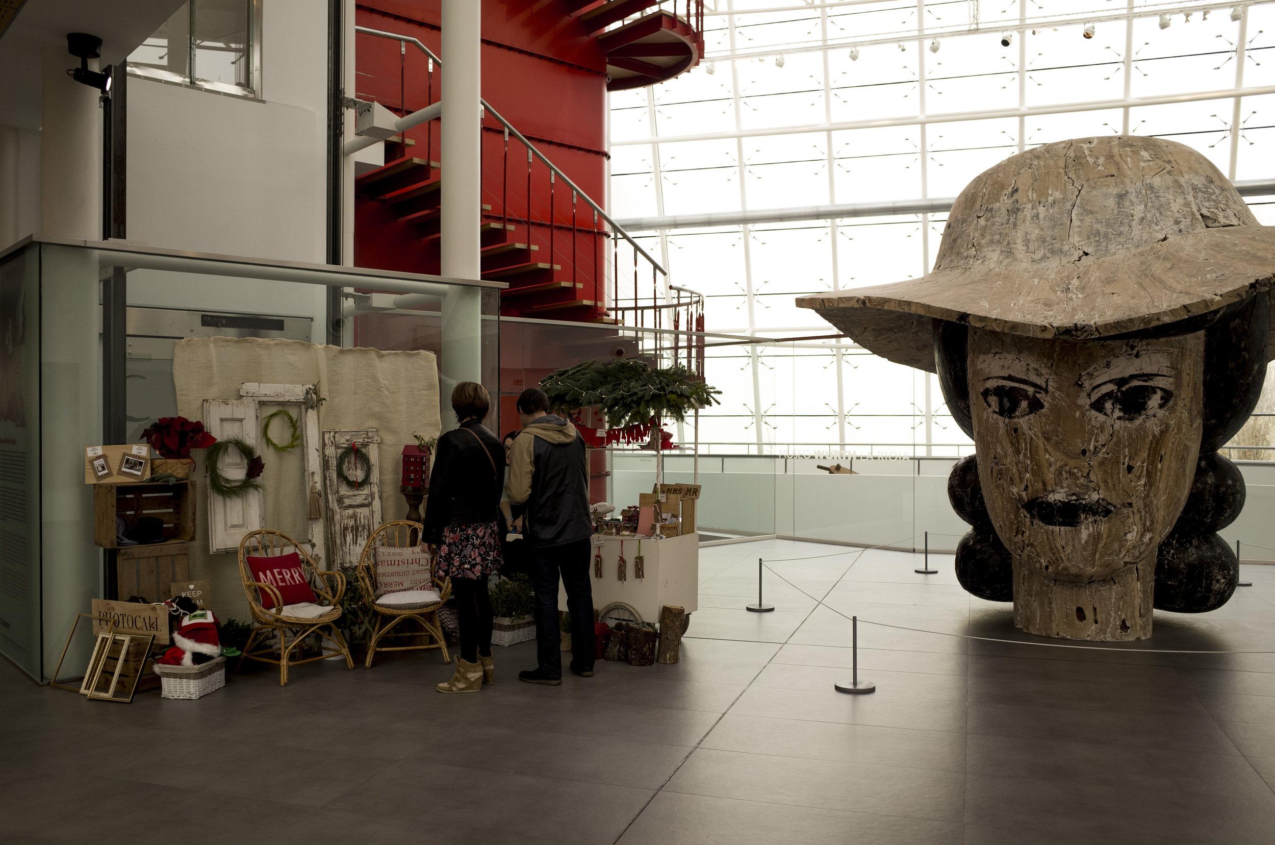 Open Mercado Museo Würth 2016