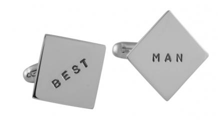 Gemelos personalizados de  Promise Design