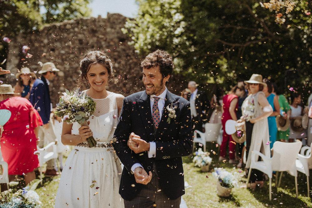Julisa: la emotiva, calmada y muy especial boda de Isa y Julián.