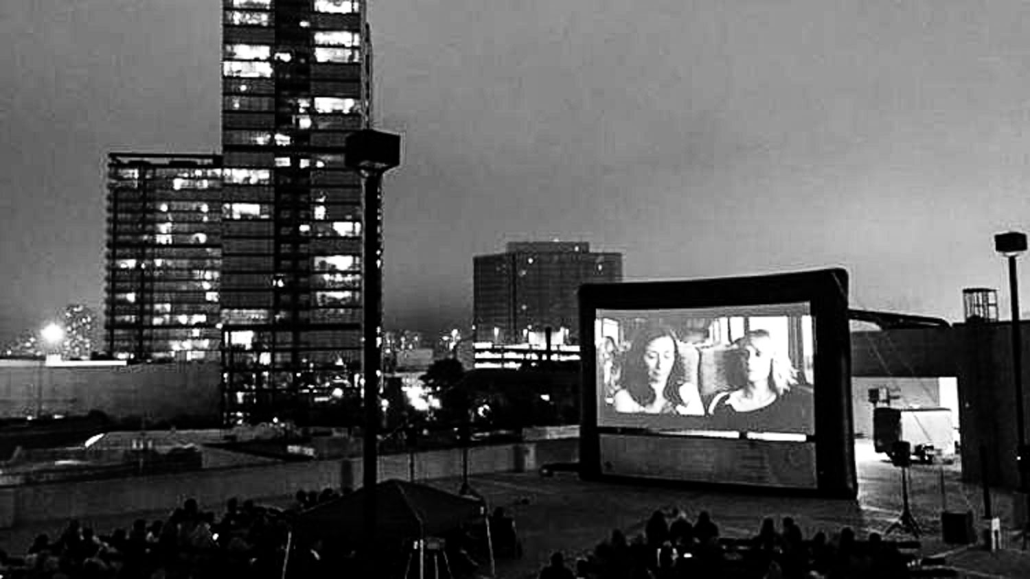 Time Out Chicago Article - Elevated Films Rooftop Event