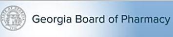 Georgia State Board of Pharmacy -