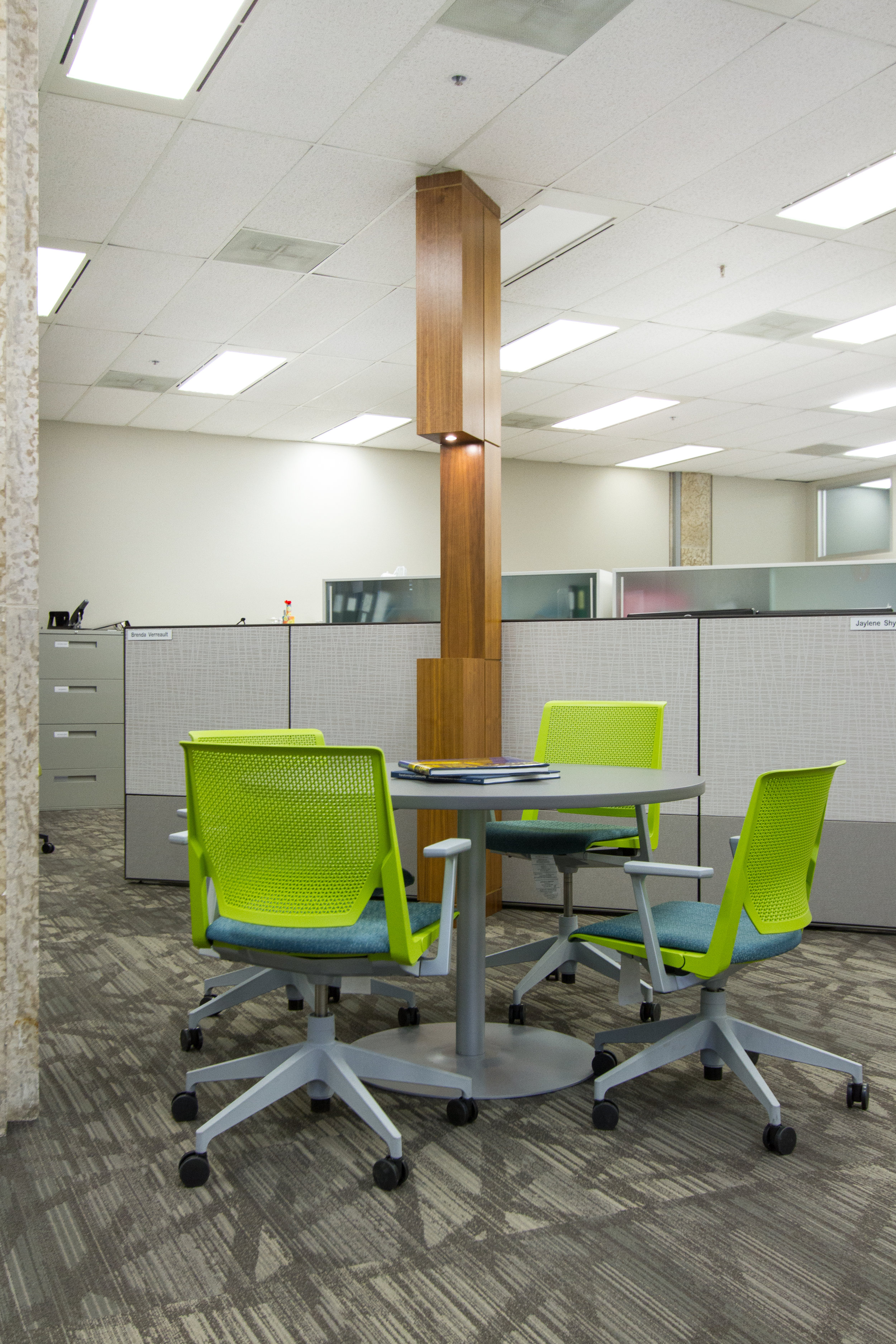 Break out meeting space