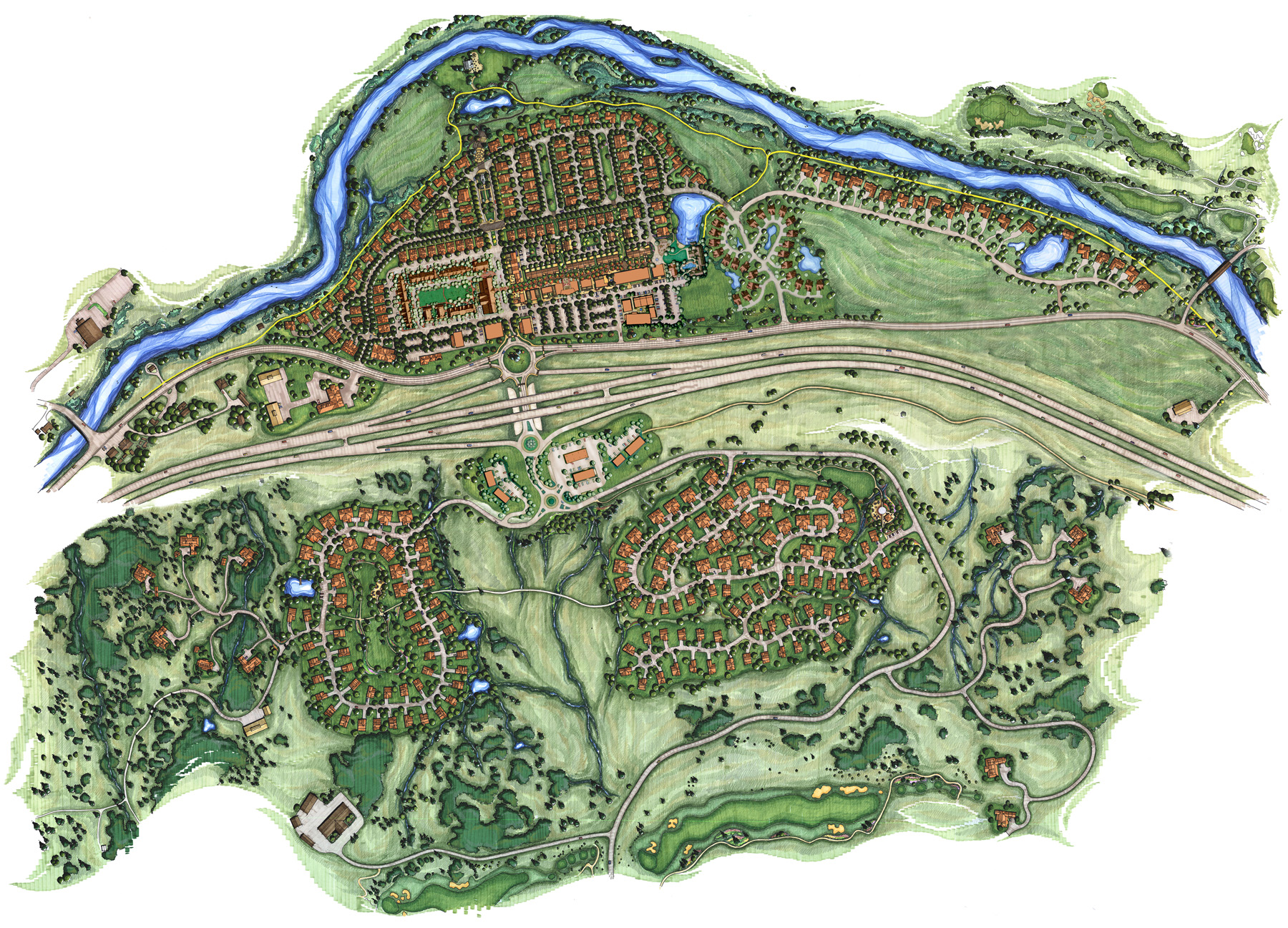 Wolcott Master Plan - Colorado