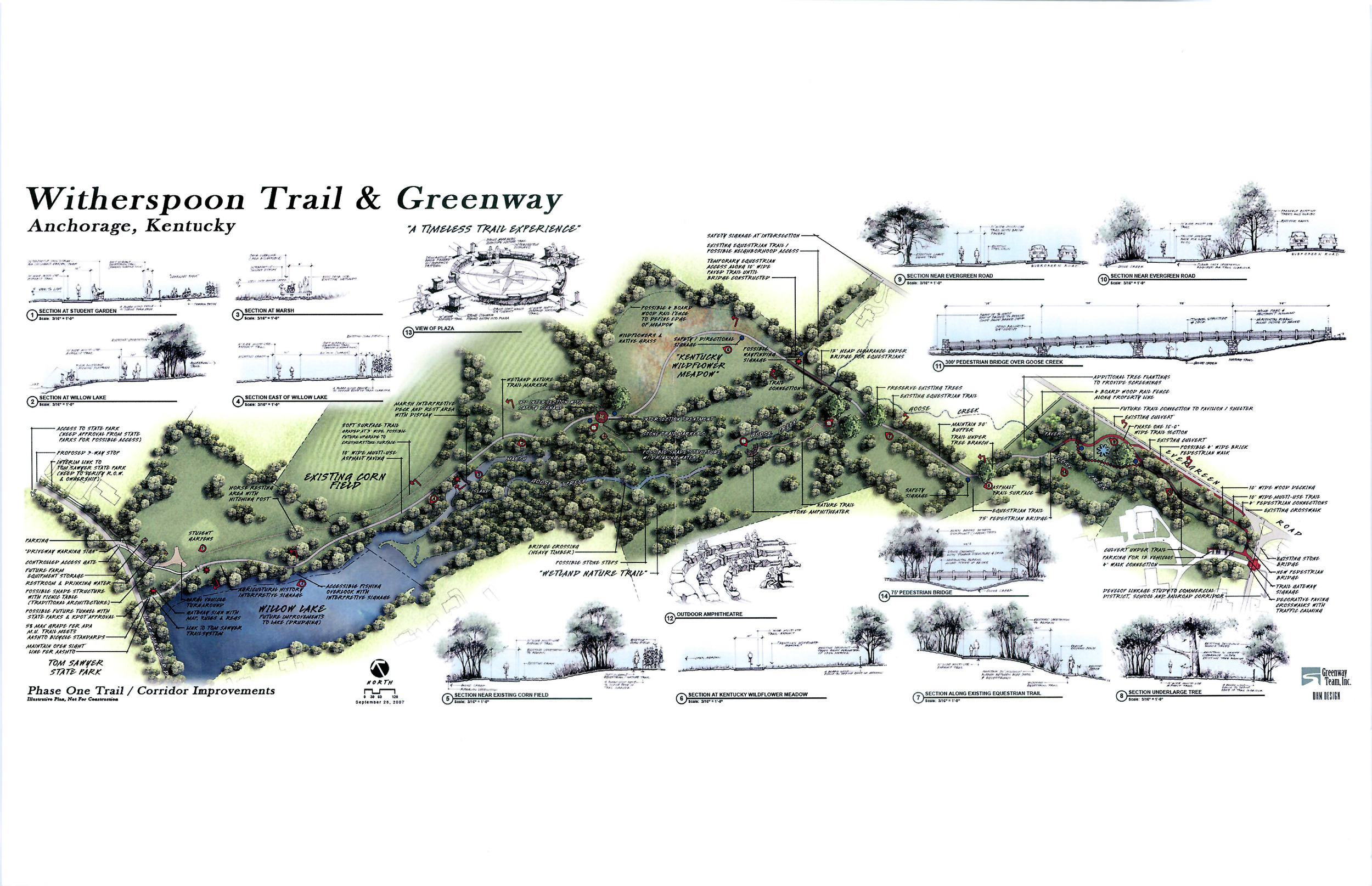 Witherspoon Trail & Greenway - Kentucky