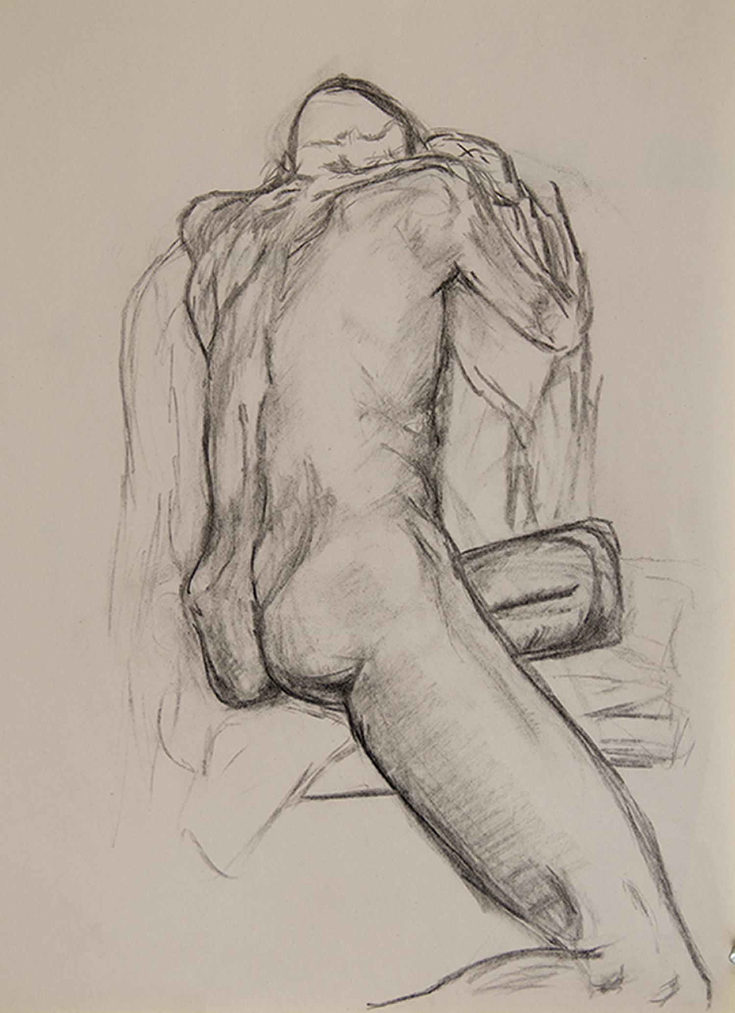 Back Figure Study