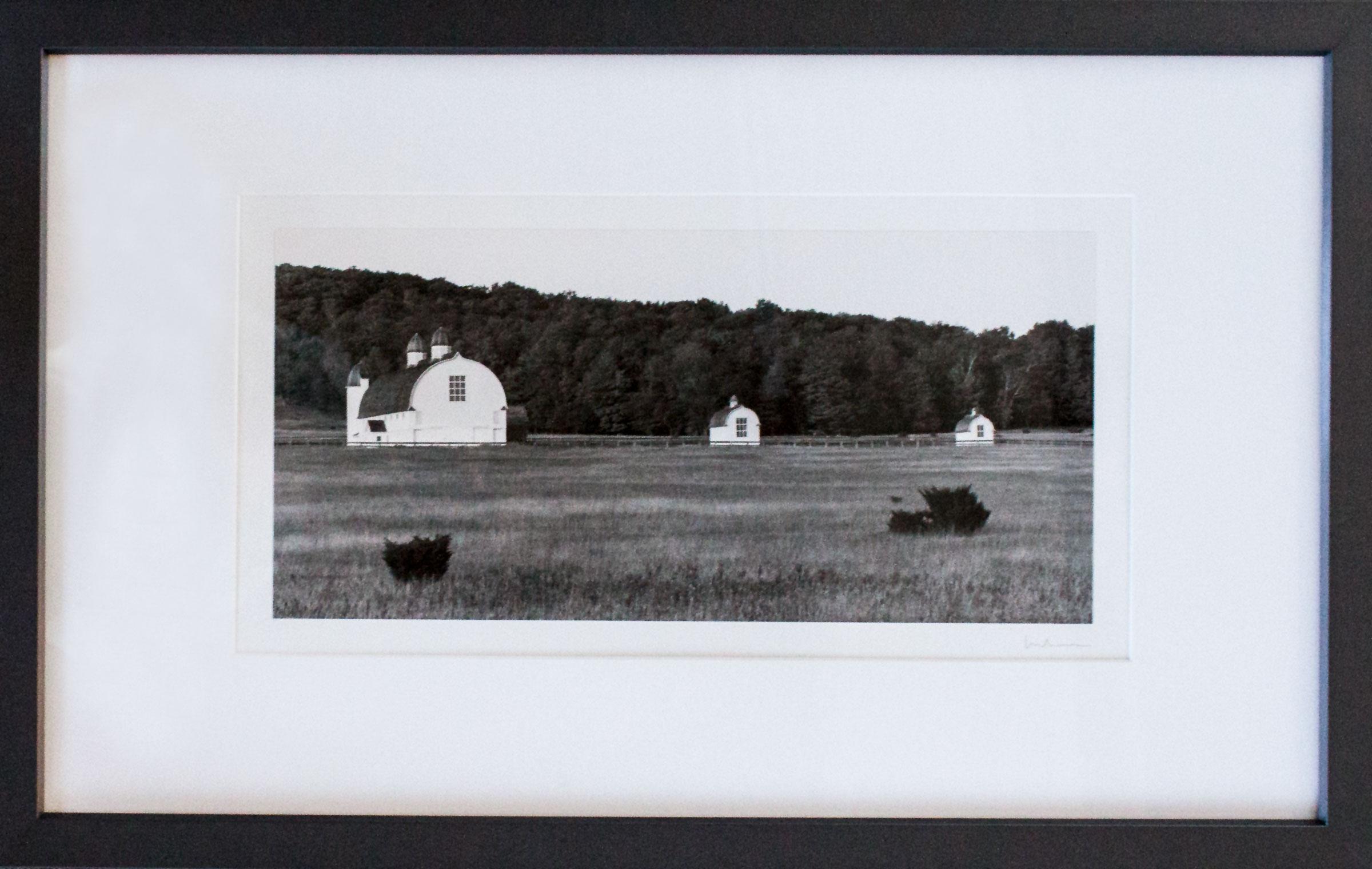 """ Three Barns,"" David Lubbers"