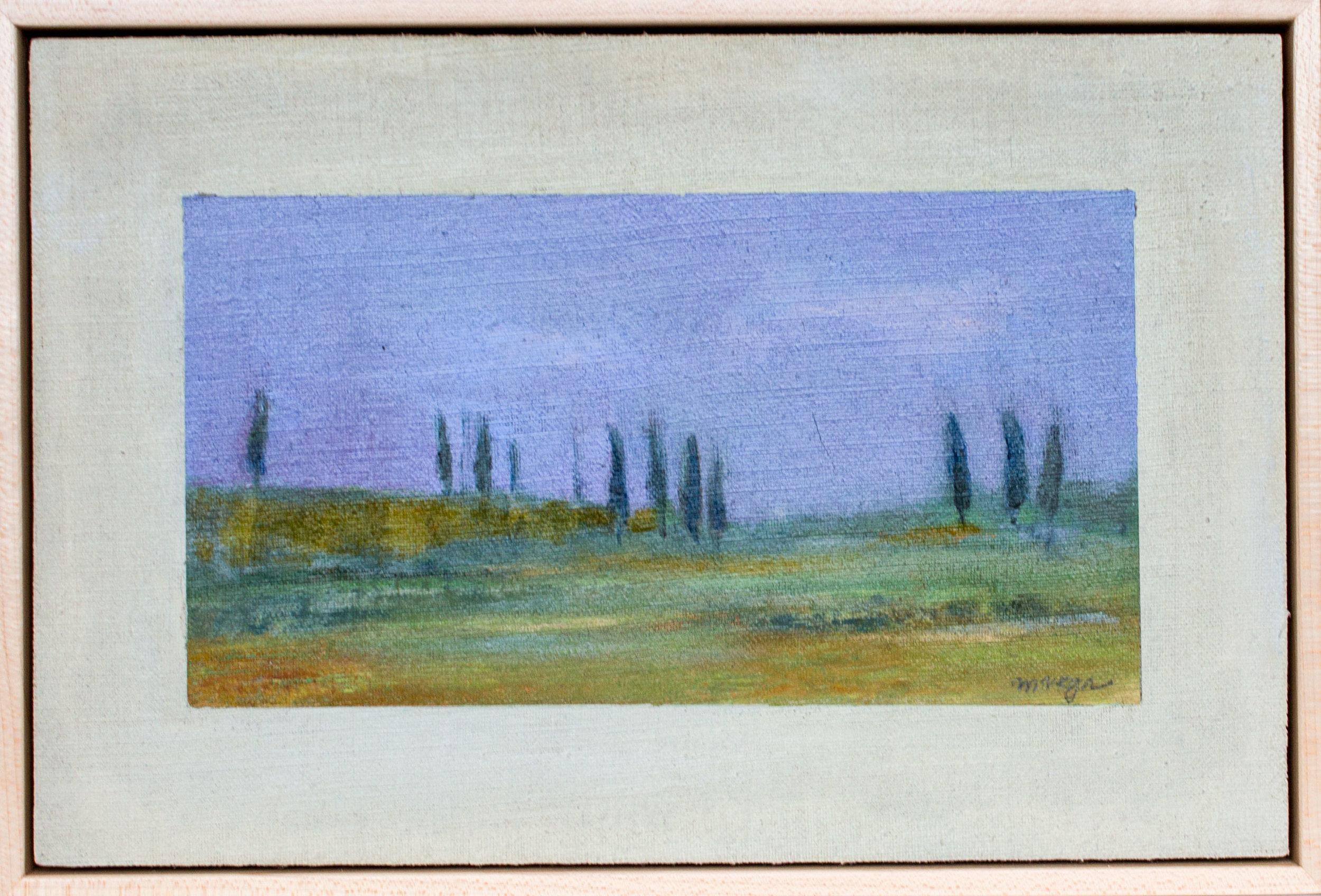 """ Cypress,"" Margaret Vega"