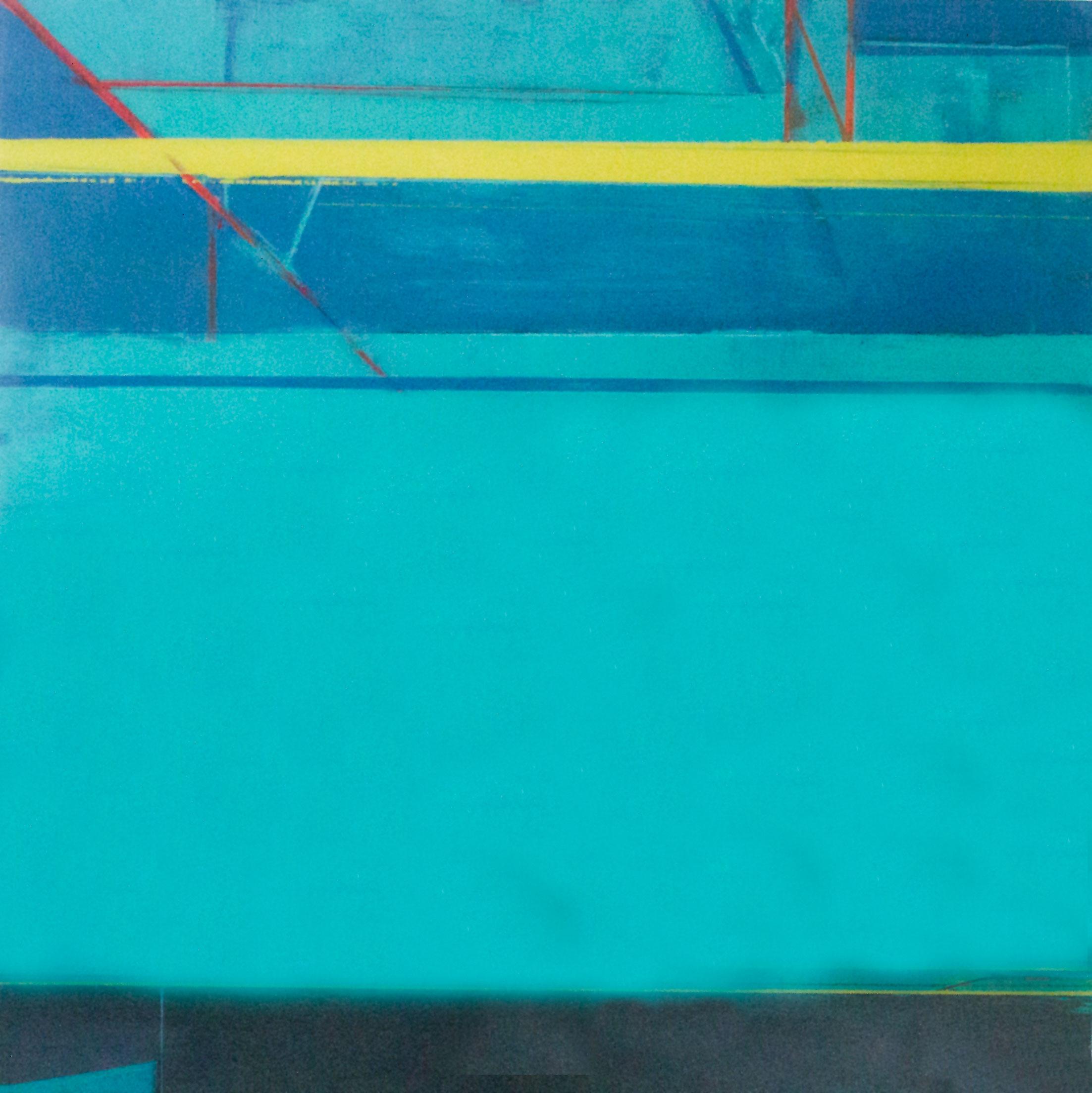 """Composition 40,""  David Tuck"