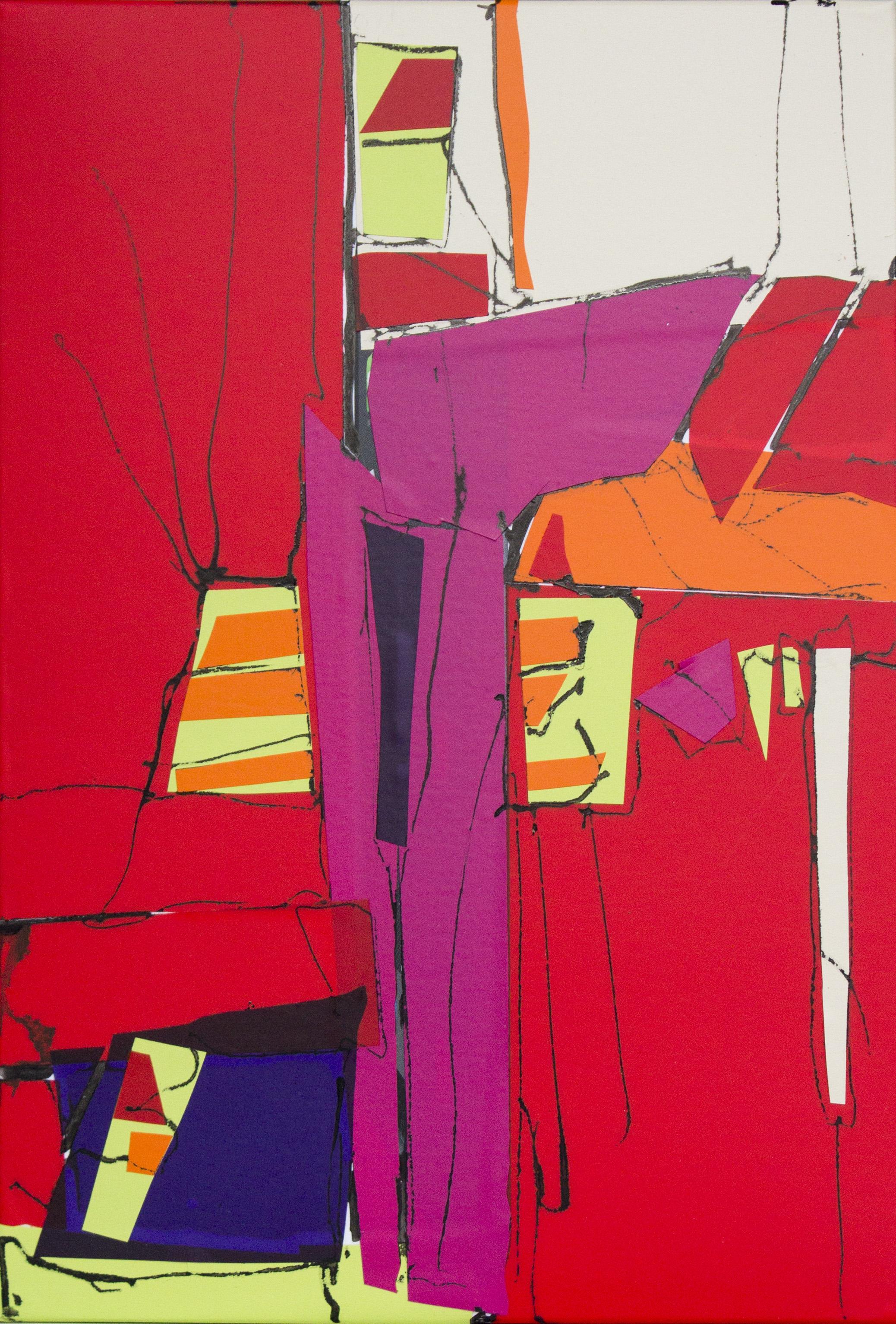 """Untitled,"" Ronald Riksen"
